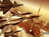 Ace Combat: Joint Assault/ Летательные аппараты