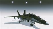 FA-18F -Black Hornet- Hangar 2