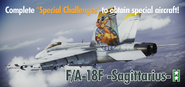 Super Hornet Sagittarius Banner