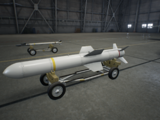 Long-Range Air-to-Ship Missile