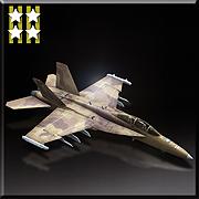 EA-18G -Beast- Icon
