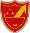 Yuktobanian Air Force emblem