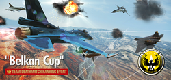 Belkan Cup Ranking Tournament Banner