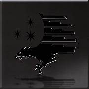 Garuda (Low-Vis) Emblem - Icon