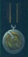 AC5 Lightning Hammer Medal