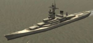 Battleship Upor