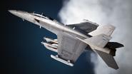EA-18G Osea Flyby BrySkye