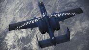 A-10A -Oruma- Flyby 1
