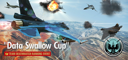 Data Swallow Cup Ranking Tournament Banner