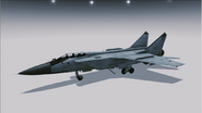 MiG-31B Infinity