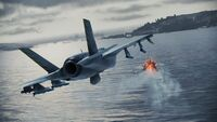 Ace Combat Infinity/Missions