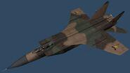 MiG-31 PMC (Desert Body)