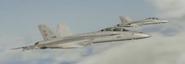 Mobius Squadron Super Hornet