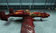 A-10A Bowser Color 02 Hangar