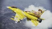 F-16C -MAMI- Side