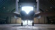 AC7 F-15 Hangar