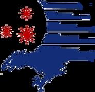 Garuda Borderless Emblem