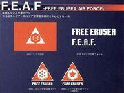 FEAF symbols