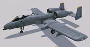 A-10A Thunderbolt II Hangar