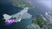 ACX MiG-1.44 Rear