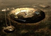 Faith Park Solar Crater