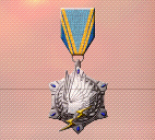Ace x2 sp medal swift hunter