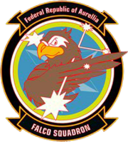 Falco Squadron Emblem