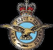 Royal Airforce Badge