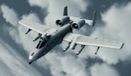 A-10A Flyby