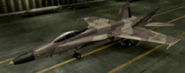 F -A-18C Knight color hangar