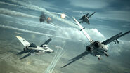 Garuda Tornadoes over Moloch Desert