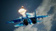 Su-37 Special Skin Engaging