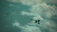 Blizzard Flyby