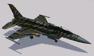F-16F -Desert Rock-