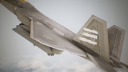 F-22A Three Strikes