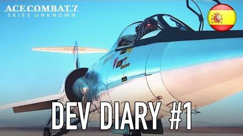 Ace Combat 7 Skies Unknown - PS4 XB1 PC - Dev Diary 1 (Español)