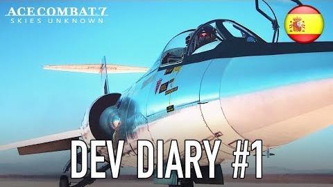 Ace Combat 7 Skies Unknown - PS4 XB1 PC - Dev Diary 1 (Español)