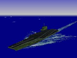 Aircraft carrier (AC)