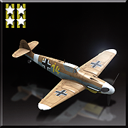 Bf 109 G-10 -Flying Aces- Icon