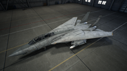 F-14D AC7 Color 5 Hangar