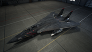 F-14D AC7 Color 7 Hangar