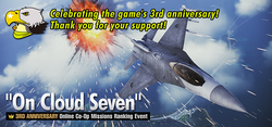 On Cloud Seven Ranking Tournament Banner