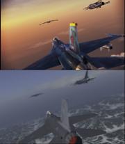 Far Eastern Front - Moby Dick & Hresvelgr Comparison