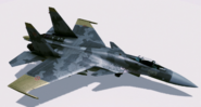 Su-37 -Yellow13- Hangar