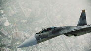 ACAH Su-37 Color 3 Flyby 8