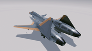 ADFX-01 -Block1- Event Skin 01 Hangar Side 2