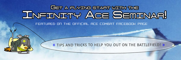 Infinity Ace Seminar Banner