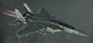 F-15J Flyby