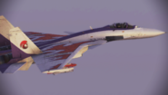 Su-33 Event Skin 01 Flyby 2