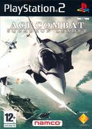Ace Combat 5 Box Art France